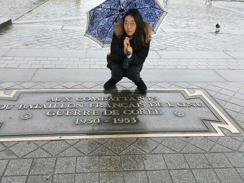 In the memory of Korean War
