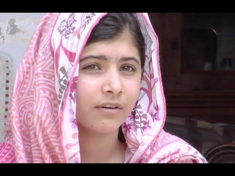 Class Dismissed | Profile of Malala Yousafzai: The Pakistani Girl Shot by the Taliban | I love Malala and her entire family, including her chickens who were unfortunately killed in the bombing.