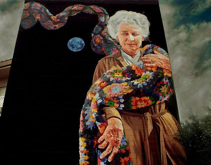 80 best art kent twitchell images on pinterest street for Dr j mural philadelphia