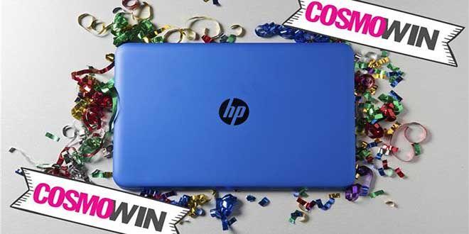 Διαγωνισμός Cosmopolitan Greece με δώρο ένα Laptop HP Stream 13 με Windows 10