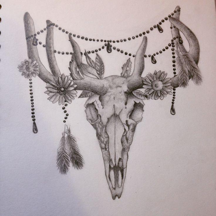My textile interior design/tattoo design