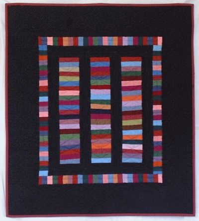 Amish Quilt • Find more information about Amish quilts and quilt shops in Lancaster County, PA on The Lancaster List • www.thelancasterlist.com/quilting