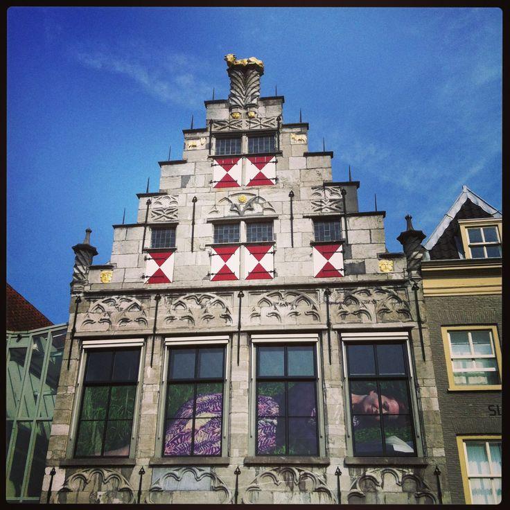 Centrale Bibliotheek, Groenmarkt, Dordrecht #Holland