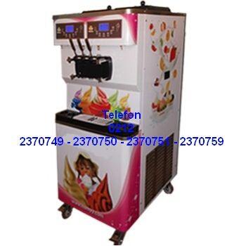 Dondurma Makinaları Otomatik Soft Dondurma Makinesi : Soft Dondurma Makinesi