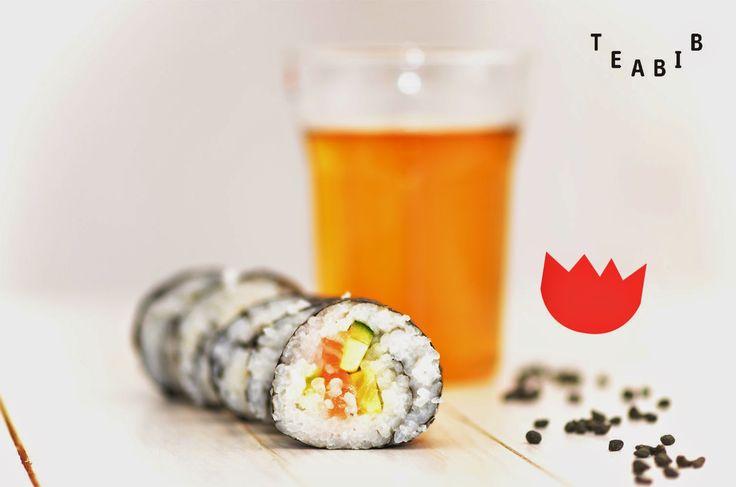 Tee sitä tee tätä: HOW TO // Sushiriisi oolongilla // Sushi rice with oolong tea