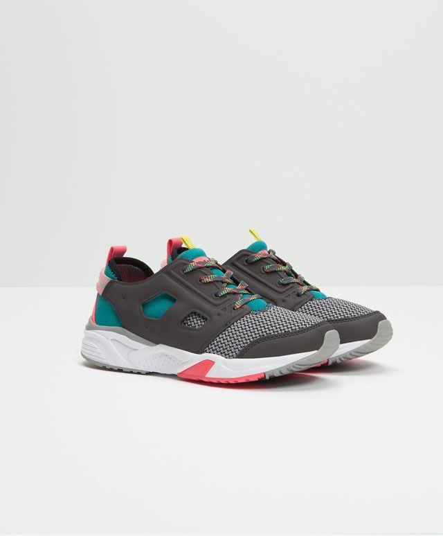 Oysho fashion sneakers - OYSHO