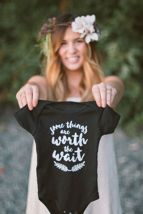 The 25 Best Pregnancy Announcement Gifts Ideas On