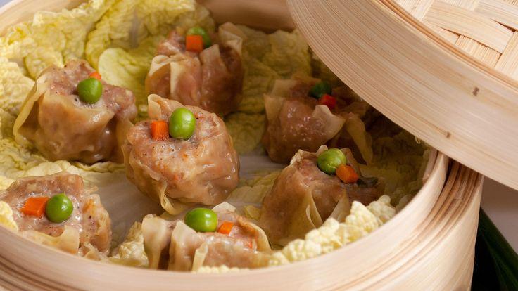 Chinese Dumplings (Shumai)