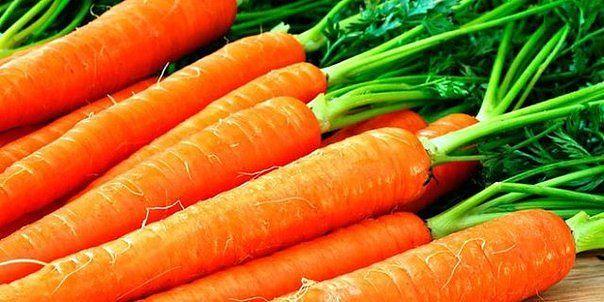 Морковная ботва очистит кишечник