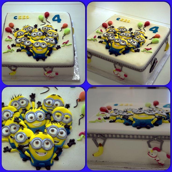 Children's Birthday Cakes - Minions Party!