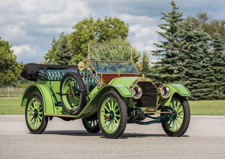 1911 Chalmers Thirty Pony Tonneau