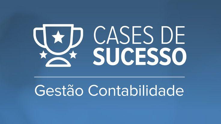 Case de Sucesso em Contabilidade Online - Gestão Contabilidade  Confira o case completo em http://contaazul.com/contabilidade/blog/gestao-contabilidade-produtividade-contabil/