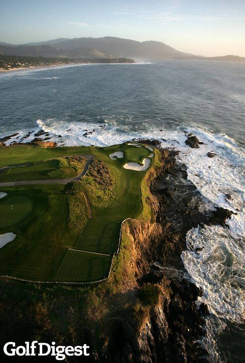 This week the PGA Tour returns to Pebble Beach Golf Links, No. 1... | Stay Calm & Golf