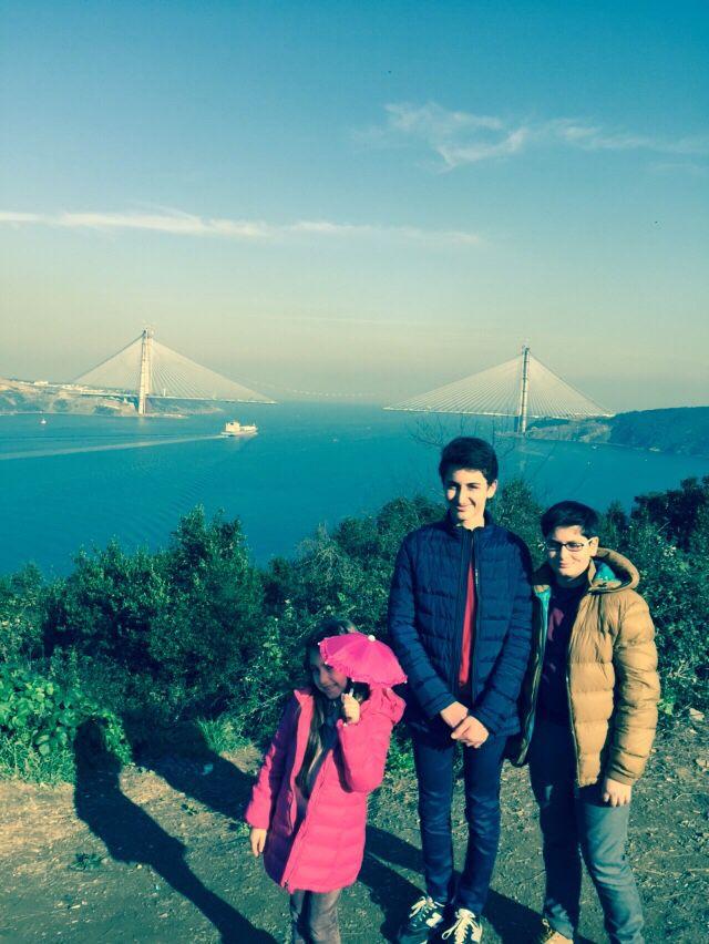 Yavuz Sultan Selım Köprüsü
