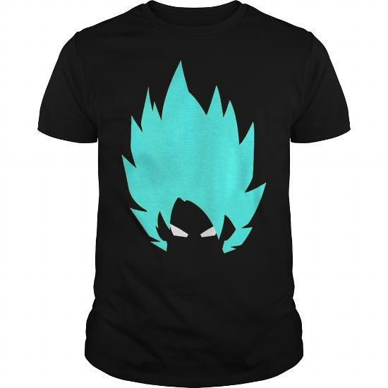 I Love DBZ SUPER SAIYAN VEGETA GOKU DRAGON BALL T-Shirts