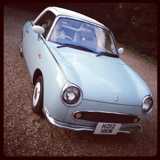 Sad day selling my beloved little car