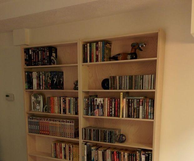 646 best hidden images on pinterest hidden spaces room for Secret storage bookcase
