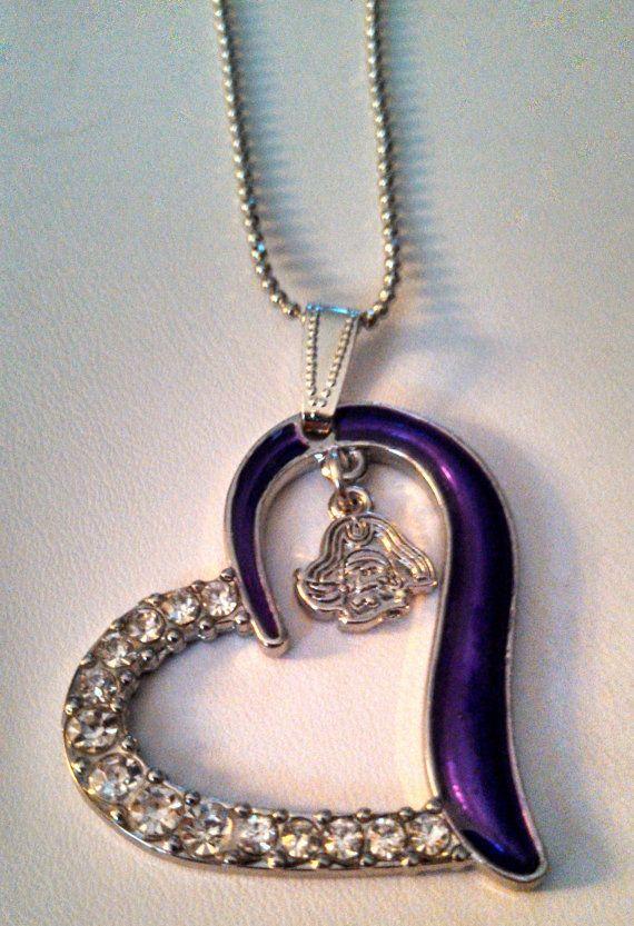 East Carolina University Pirates Necklace with by BeadsandMoretoo, $10.00
