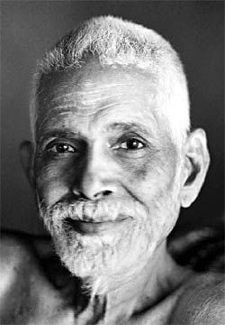 "Sri Ramana Maharshi  (1879-1950) ""Happiness is your nature. It is not wrong to desire it. What is wrong is seeking it outside when it is inside."""
