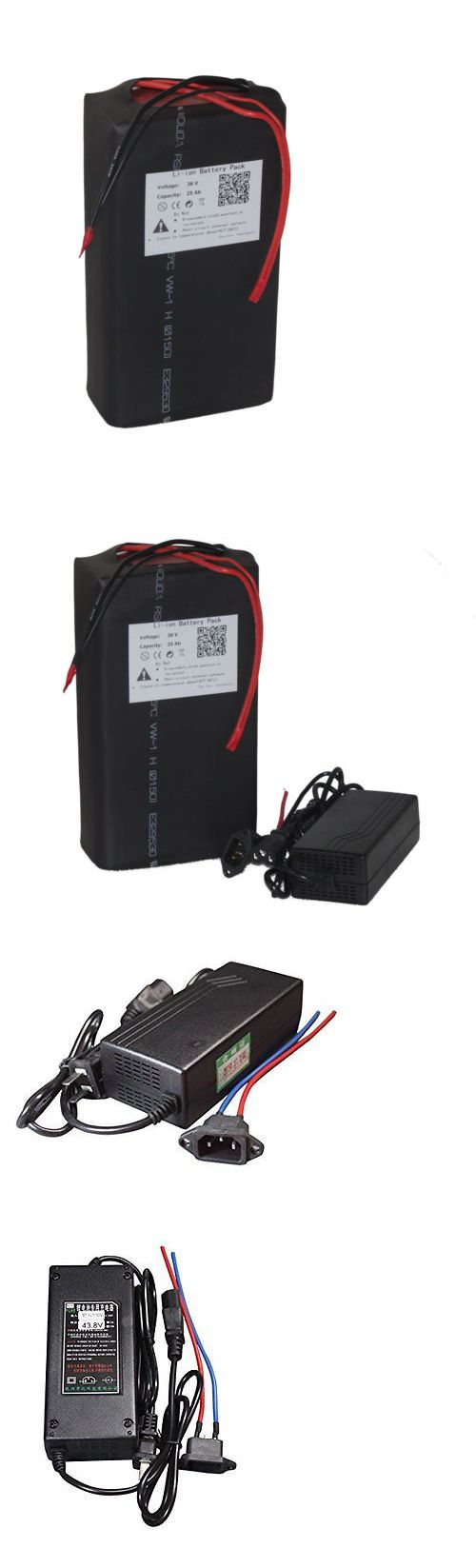 Electric Bicycle Components 177814: 36V 25Ah Lithium Batteries Pack 3A Charger Bms Power Supply Rechargeable E Bike BUY IT NOW ONLY: $450.0