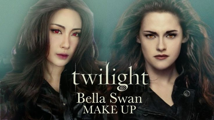 트와일라잇 벨라 크리스틴스튜어트 메이크업! (Twilight Bella  Kristen Stewart makeup)l 이사배(Ri...