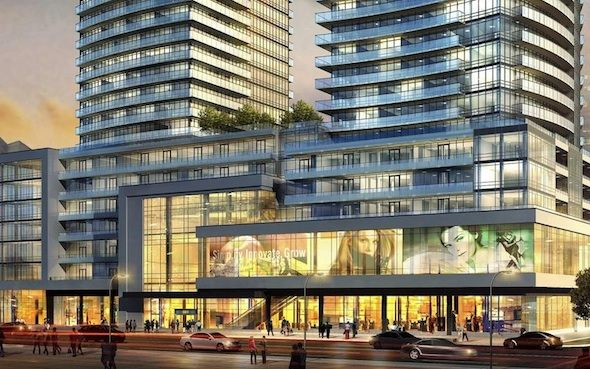 The Madison Condos in Toronto