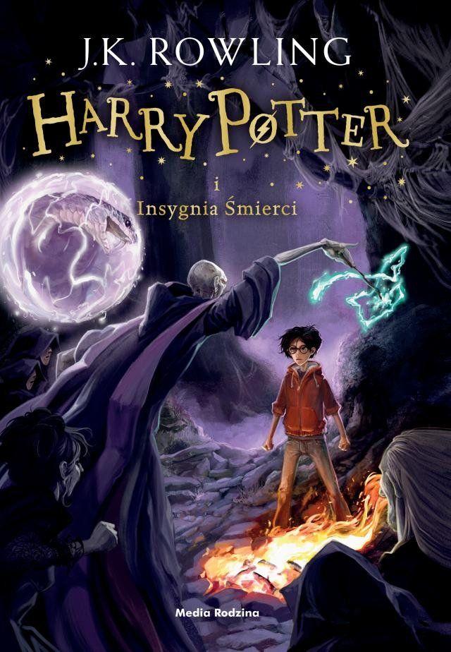 J.K.Rowling - Harry Potter i Insygnia Śmierci