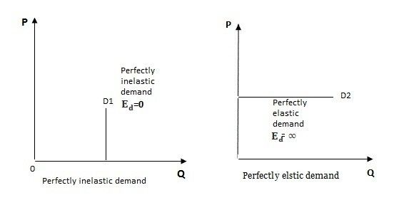 Perfectly Inelastic Demand Vs Perfectly Elastic Demand Meant To