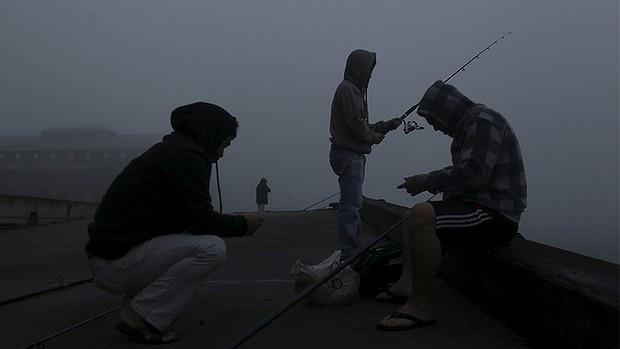 Heavy fog blankets Sydney, slowing traffic and delaying travel | smh.com.au
