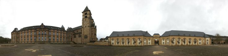 Echternach Panorama by Jean Schmalen