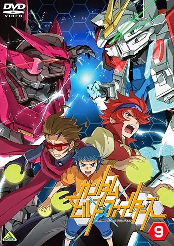 gundam build fighters season 1: Love this show :D