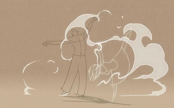 Gorgeous 2D Animation about dance & memory by Ryan J Woodward - recommended by a student.  Watch it..it's really beautiful!
