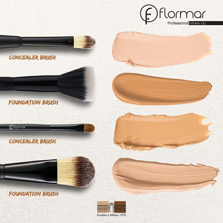 """Los Brushes Flormar, también llamados """"Los héroes anónimos del maquillaje"""", son esenciales al momento de maquillarte.   ¿Cuáles son tus preferidos?"""