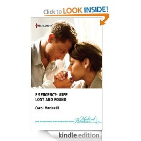 """Interested in something a little lighter? This 121-page romance is free today.     """"Every doctor dreaded recognizing someone in the emergency room—even coolheaded consultant James Morrell. But he was doubly shocked when the unconscious patient he had been asked to treat was instantly familiar. It was his ex-wife!"""""""