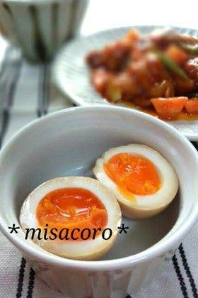Ni-tamago  簡単☆ラーメン屋の煮卵