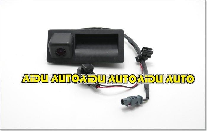 59.99$  Buy now - http://alid7d.worldwells.pw/go.php?t=32689963487 - 5ND827566C HighLine AV Rear Camera View Reversing For VW  Golf 6 wagon Tiguan Sharan Passat B7 wagon 5ND 827 566 C