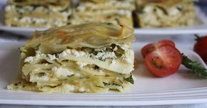 Heute habe ich ein super einfaches Rezept für euch. Eine leichte Variante wie man den türkischen Suböregi (Wasser Börek) aus Lasagneplatten...