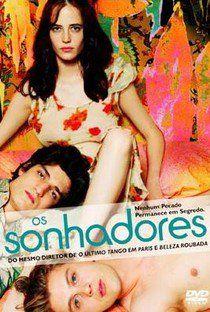 Os Sonhadores - Poster / Capa / Cartaz - Oficial 2