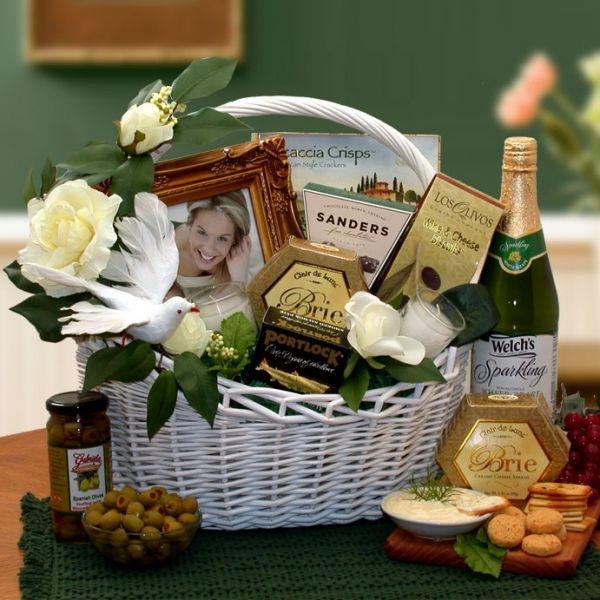 Best Wishes Wedding Gift Basket