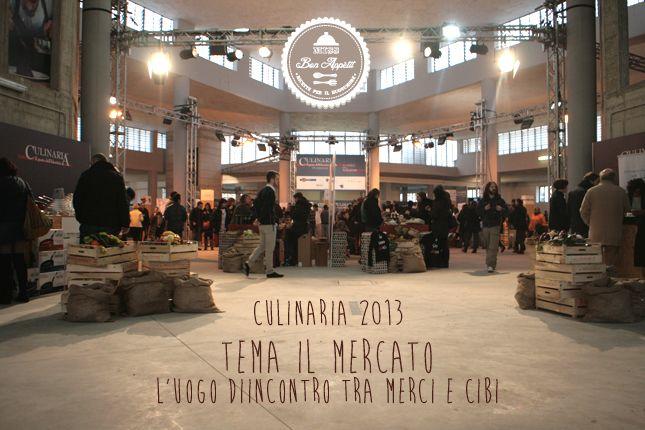 Recensione e fotografie per Culinaria 2013 Roma