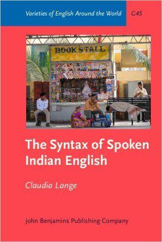 427.9 lan -  Livre électronique. Spoken Indian English.