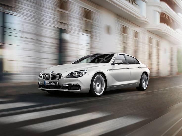 313 BG ile gücü hissedin. BMW 6 Serisi Gran Coupé. #BMW #Otomol