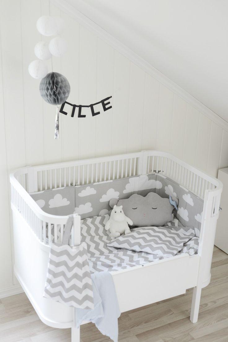 Baby bed that connects to your bed - Billedet Er L Nt Af Den L Kre Blog Fabelaktig I Mine Tanker Er Jeg Langsomt Begyndt At Baby Cot Ideasbaby 2016baby Bedroomchiletobiasquarter