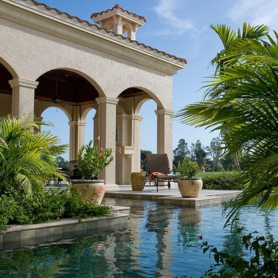 1000 Images About Mediterranean Revival On Pinterest