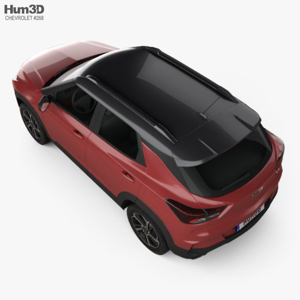 Chevrolet Trailblazer Rs 2020 In 2020 Toyota Rav4 Chevrolet Trailblazer