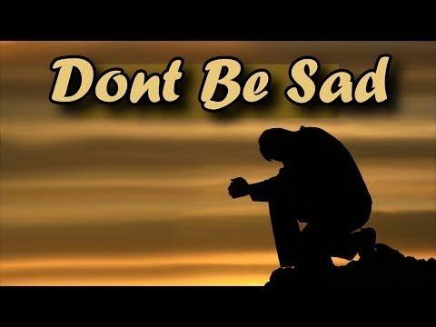 Don't Be Sad This Life Is Only Temporary - Shaykh Hamza Yusuf ->(absolutely beautiful<3 <3, Baraka Allahu Feek sheikh)