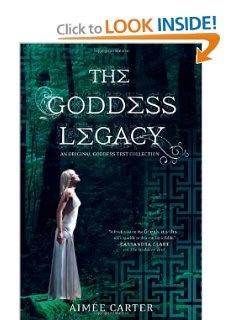 The Goddess Legacy: The Goddess Queen\The Lovestruck Goddess\Goddess of the Underworld\God of Thieves\God of Darkness (Harlequin Teen): Aimée Carter: 9780373210756: Amazon.com: Books