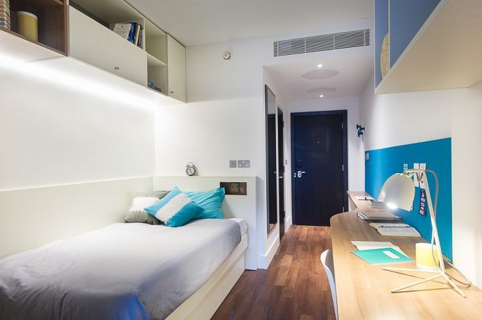 Expect the Unexpected is our motto at Spring Mews student accommodation! It's all of the great finishing touches – not to mention the swimming pool, gym and amazing social spaces including study spaces which make Spring Mews the perfect place to live for students in London. We're located in zone 1 - just minutes from the tube and just off the banks of the River Thames. We're easy access to a huge variety of London Universities. We have a choice of rooms available, so you can share an apar...
