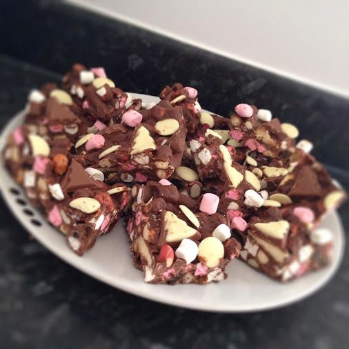 Cadbury UK - Google+ - These delicious festive treats are super-easy to make! …