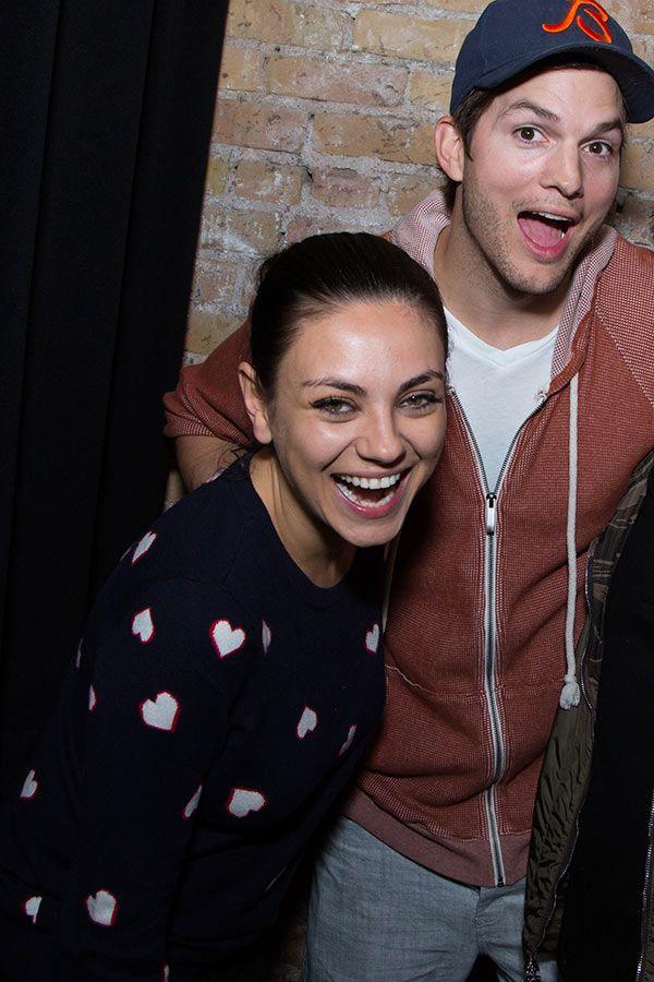 Mila Kunis & Ashton Kutcher: Baby #2 On The Way —Report